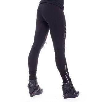 leggings Chemical Black - INKA - NERO, CHEMICAL BLACK