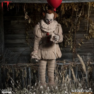 Action Figure IT - 2017 Action Figure - Pennywise, NNM