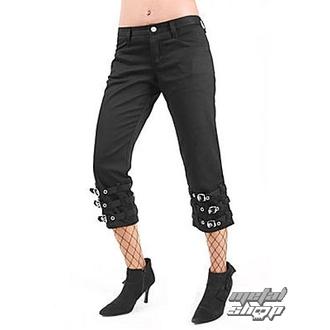pantaloni donna 3/4 Aderlass - Manetta Slacks Denim, ADERLASS