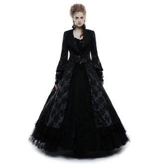 Cappotto PUNK RAVE - Black Ruby Gothic ball, PUNK RAVE