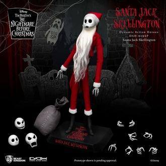 Action Figure Nightmare Before Christmas - Dynamic Action Heroes - Santa Jack Skellington, NNM, Nightmare Before Christmas