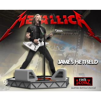 Action Figure Metallica - James Hetfield - Edizione Limitata - KNUCKLEBONZ, KNUCKLEBONZ, Metallica