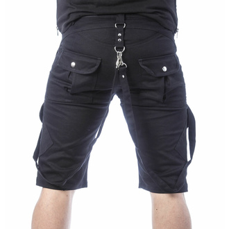 Pantaloncini da uomo VIXXSIN - JAYLEN - NERO, VIXXSIN