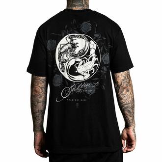 Maglietta da uomo SULLEN - PAINFUL BALANCE - NERO, SULLEN