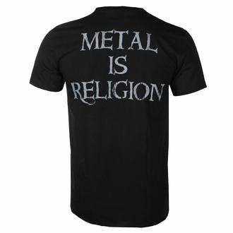 Maglietta da uomo Powerwolf - Crest - Metal Is Religion, NNM, Powerwolf