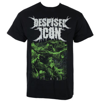 t-shirt metal uomo Despised Icon - BEAST - Just Say Rock