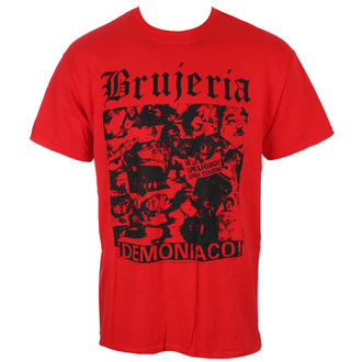 t-shirt metal uomo Brujeria - DEMONIACO - Just Say Rock, Just Say Rock, Brujeria