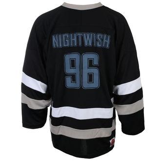 t-shirt metal uomo Nightwish - OWL- LOGO 96 BLK/WHT - Just Say Rock, Just Say Rock, Nightwish