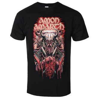 t-shirt metal uomo Amon Amarth - FIGHT - PLASTIC HEAD, PLASTIC HEAD, Amon Amarth