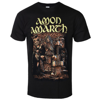 t-shirt metal uomo Amon Amarth - THOR - PLASTIC HEAD, PLASTIC HEAD, Amon Amarth