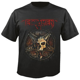 t-shirt metal uomo Testament - First strike 2017 - NUCLEAR BLAST, NUCLEAR BLAST, Testament