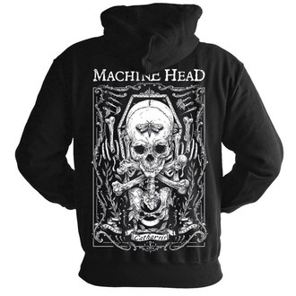 felpa con capuccio uomo Machine Head - Moth - NUCLEAR BLAST, NUCLEAR BLAST, Machine Head