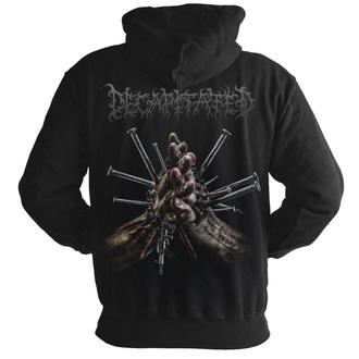 felpa con capuccio uomo Decapitated - Anticult - NUCLEAR BLAST, NUCLEAR BLAST, Decapitated
