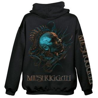 felpa con capuccio uomo Meshuggah - Head - NUCLEAR BLAST, NUCLEAR BLAST, Meshuggah