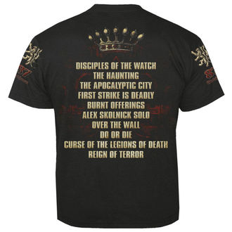 t-shirt metal uomo Testament - Eindhoven - NUCLEAR BLAST, NUCLEAR BLAST, Testament