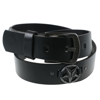 Cintura Baphomet, JM LEATHER