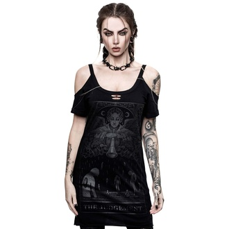 Maglietta da donna (top) KILLSTAR - Judgment, KILLSTAR