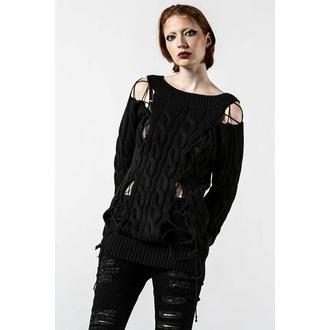 Maglione da donna KILLSTAR - Juniper Knit - Nero, KILLSTAR