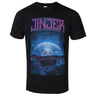 t-shirt metal uomo Jinjer - Purple Haze - NAPALM RECORDS, NAPALM RECORDS, Jinjer