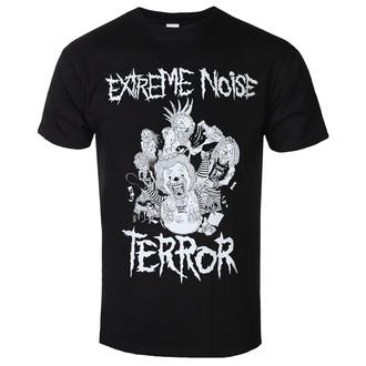 t-shirt metal uomo Extreme Noise Terror - FOR LIFE - PLASTIC HEAD, PLASTIC HEAD, Extreme Noise Terror