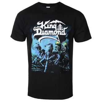 t-shirt metal uomo King Diamond - ABIGAIL - PLASTIC HEAD, PLASTIC HEAD, King Diamond