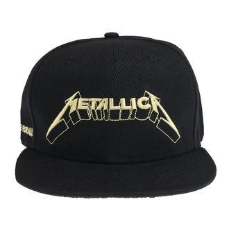 berretto Metallica - Justice Glow - Nero, NNM, Metallica