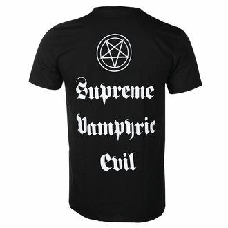 Maglietta da uomo Cradle Of Filth - Supreme Vampiric Evil- Nero, NNM, Cradle of Filth