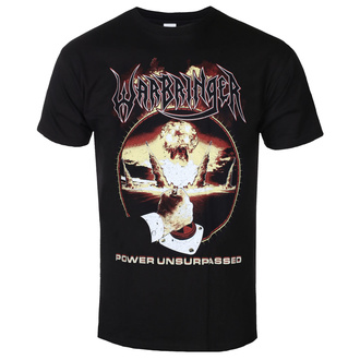 Maglietta da uomo WARBRINGER - Power Unsurpassed - NAPALM RECORDS, NAPALM RECORDS, Warbringer