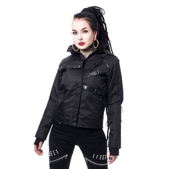 Giacca da donna Chemical Black - KALANI - NERO, CHEMICAL BLACK