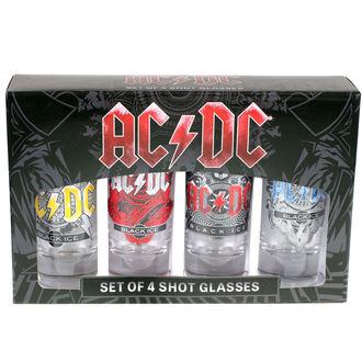 bicchieri da liquori  AC  /  DC , AC-DC
