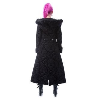 Cappotto da donna  POIZEN INDUSTRIES - KARLYN - NERO, POIZEN INDUSTRIES