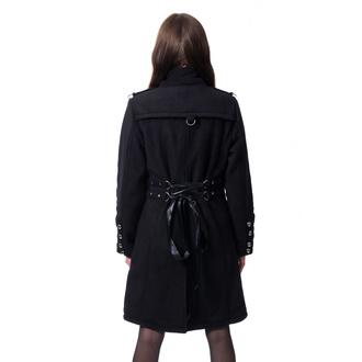 Cappotto da donna POIZEN INDUSTRIES - KARRI - NERO, POIZEN INDUSTRIES