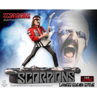 Action Figure Scorpions - Matthias Jabs - KNUCKLEBONZ, KNUCKLEBONZ, Scorpions