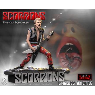 Action Figure Scorpions - Rudolf Schenker - KNUCKLEBONZ, KNUCKLEBONZ, Scorpions
