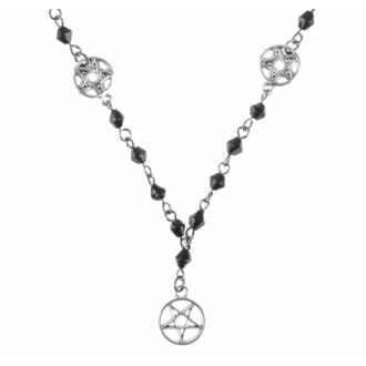 Collana con pendente Pentagram, FALON