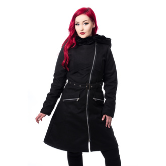 Cappotto da donna CHEMICAL BLACK - KIARA - NERO, CHEMICAL BLACK
