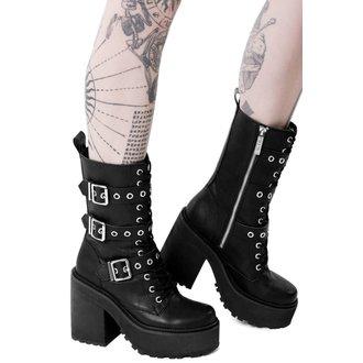 scarpe con cuneo - VENDETTA - KILLSTAR, KILLSTAR