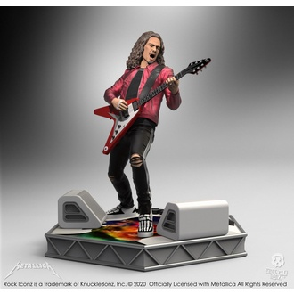 Action Figure Metallica - Kirk Hammett - Edizione Limitata - KNUCKLEBONZ, KNUCKLEBONZ, Metallica