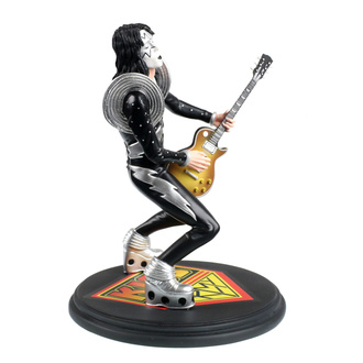 Statuetta Kiss - Rock Iconz Statue - The Spacemen (VIVO!), KNUCKLEBONZ, Kiss