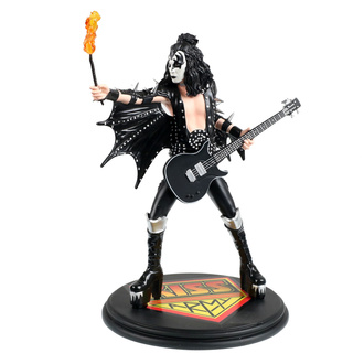 Statuetta Kiss - Rock Iconz Statue - The Demon (ALIVE!), KNUCKLEBONZ, Kiss