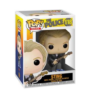 figura Il Police - POP! - Puntura, POP, Police