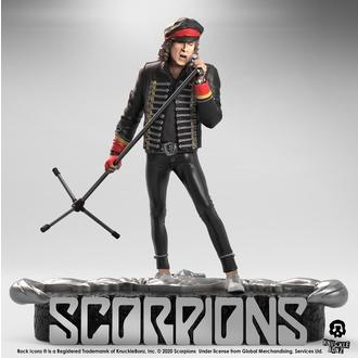 Action Figure Scorpions - Klaus Meine - KNUCKLEBONZ, KNUCKLEBONZ, Scorpions
