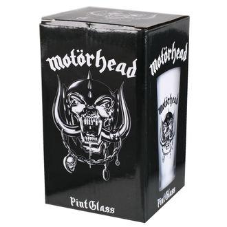 Bicchiere Motörhead, Motörhead