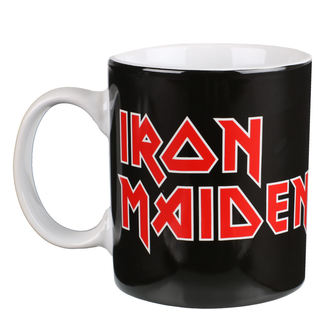 tazza Iron Maiden - Logo, Iron Maiden