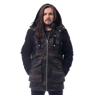 giacca invernale - KNOCKOUT PARKA - POIZEN INDUSTRIES, POIZEN INDUSTRIES