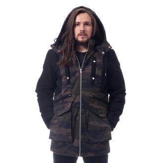 giacca invernale - KNOCKOUT PARKA - POIZEN INDUSTRIES