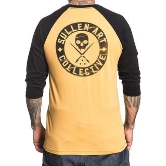 t-shirt hardcore uomo - MUBK BOH BUILT - SULLEN, SULLEN