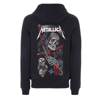 felpa con capuccio uomo Metallica - Death Reaper - NNM, NNM, Metallica