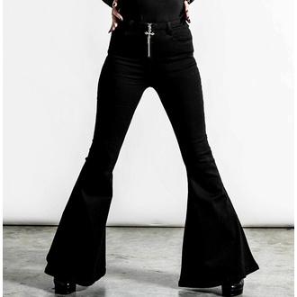 Pantaloni da donna KILLSTAR - Unholy Trinity - Nero, KILLSTAR