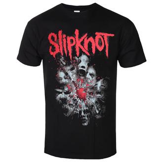Maglietta da uomo Slipknot - Shattered - ROCK OFF, ROCK OFF, Slipknot